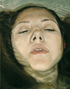 Núria Farré - Núria II  Oleo sobre tela 24x19cm <3  #Painting