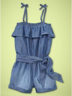 I remember having to go to the bathroom when I was little.  Don't bring the romper back...