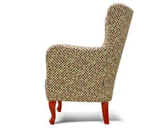 "мебель для ресторана Кресла : Кресло для ресторана ""James-C"" - Otto Stelle  ( 8 Звезд )"