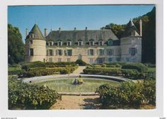 Frankreich - BUSSY RABUTIN - LE CHATEAU - LES JARDINS