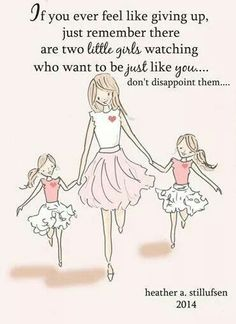 The Heather Stillufsen Collection from Rose Hill Designs Mom Quotes, Great Quotes, Quotes To Live By, Inspirational Quotes, Qoutes, Motivational, Being A Mum Quotes, Quotations, Two Daughters