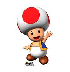 Super Mario Bros® Toad Standup