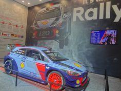Visita VIP a Salón Automobile Barcelona 2017 donde encontre esta belleza de auto de carreras competiciones rally ¿Sabes cual es?