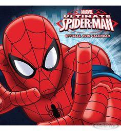 Spiderman 2015 Kalender Hier bei www.closeup.de