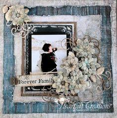 Heartfelt Creations | Forever Family Layout
