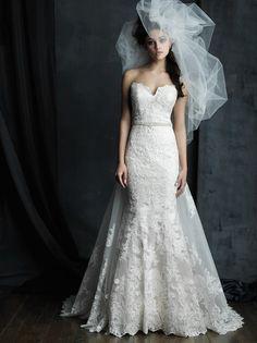 Allure Bridals Couture Dress C387 | Terry Costa