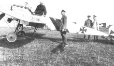 Fokker EII of von Crailsheim