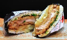 Meet Onigirazu, The Japanese Sandwich You Will Soon Be Craving
