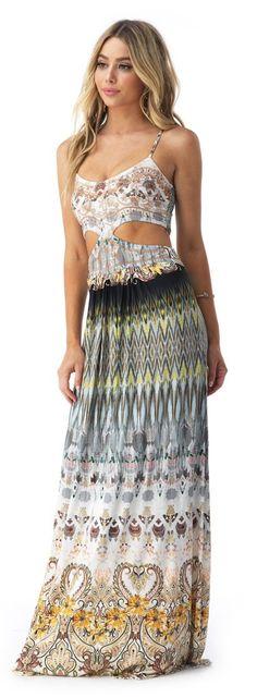 Bohemian dress #weloveboho#boho#bohemian#gypsy#freespirit#fashion