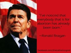 www.facebook.com/thecatholicsignal Give Me Jesus, My Jesus, Ronald Reagan, Pro Life, Love Life, Blessings, Catholic, Give It To Me, Blessed