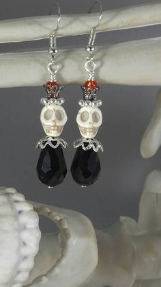 37 Best Halloween earrings diy images  70d99de78ca4