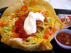 Taco salad YUM