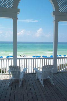 Seaside Florida .. I go here every summer. You gotta go!