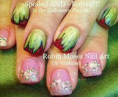 """Robin Moses Nail Art: """"halloween nails"""" """"halloween nail art"""" """"pink ..."""