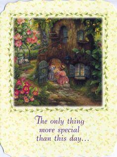 birthday card by Susan Wheeler