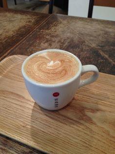LATTE @ MIYAJIMA COFFEE