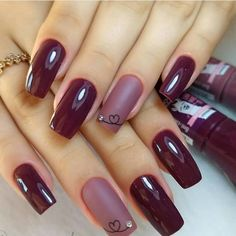 4 – Short, Natural – Round – Oval Nails – 4 The common oval shape for nail treatments was unquestionably … Great Nails, Perfect Nails, Gorgeous Nails, Cute Nails, Nagellack Trends, Oval Nails, Nail Treatment, Purple Nails, Nagel Gel