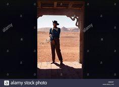 John Wayne Directed By John Ford Stock Photo, Royalty Free Image: 22259660 - Alamy