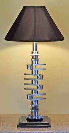Crankshaft Lamp