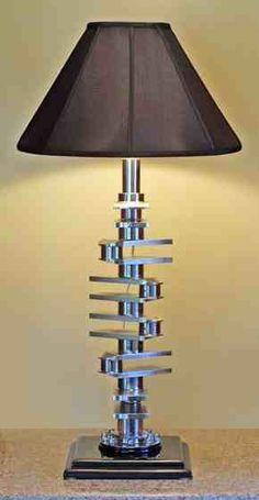 Crankshaft Lamp