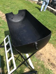 1000 images about barbecue diy on pinterest barbecue - Comment fabriquer un mange debout ...