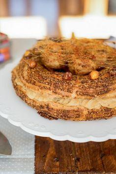 Paris-Brest au praliné noisette | Französisch Kochen by Aurélie Bastian
