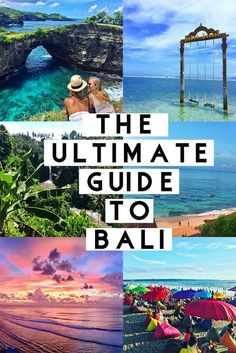 The ultimate Bali Travel Guide via @jetsetchristina #bali #travel #travelblogs