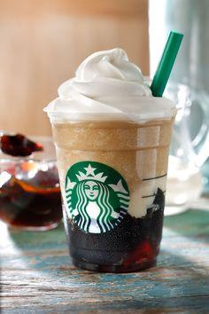 スターバックス新作コーヒー ジェリー & クリーミー バニラ フラペチーノを発表