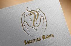 Kurdistan Women Logo Design