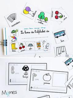 Voici un support très complet pour travailler l'apprentissage de l'écriture en lettres cursives en classe ou à la maison ! Un projet en plusieurs temps, encourageant et que les enfants peuvent s'approprier facilement.