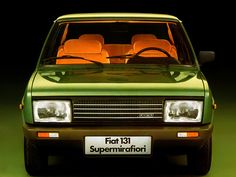 Pictures of Fiat 131 Supermirafiori - Free greatest Fiat 131 Supermirafiori picture gallery for your desktop. HD wallpaper for backgrounds Fiat 131 Supermirafiori car tuning Fiat 131 Supermirafiori and concept car Fiat 131 Supermirafiori wallpapers. Retro Cars, Vintage Cars, Fiat Models, Wheel In The Sky, New Fiat, Fiat Cars, Chrysler Cars, Fiat Abarth, Small Cars
