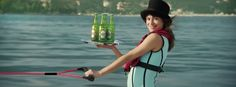 """Read more: https://www.luerzersarchive.com/en/magazine/commercial-detail/heineken-60067.html Heineken Heineken """"The Chase""""# A young woman enlisted to perform a task for James Bond finds herself off on a chase that takes her speeding along on waterskis holding two Heinekens on a tray. As a reward for her help in apprehending the miscreant, she gets to do lunch with Mr. 007 himself. Tags: Wieden + Kennedy, Amsterdam,Tom Kuntz,Thierry Albert,Mark Bernath,Heineken,Eric Quennoy,MJZ, Los…"""