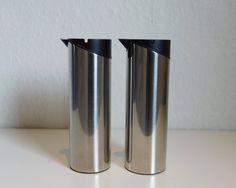 Georg Jensen COMPLET Oil & Vinegar set by SilverfernDK on Etsy