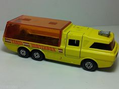 MATCHBOX LESNEY SUPERKINGS K-7 RACING CAR TRANSPORTER