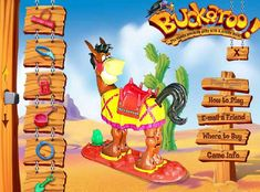 Buckaroo Online Game at Friv