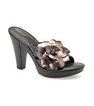 "Product: Born ""Rozalia"" Flower Slide Sandal"