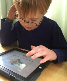 Using Touch-Words