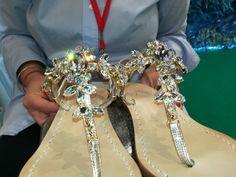 Crystal Swarovski the best sandals. www.deasandals.com #sandals #capri #jewel #sandali #style #outfit #sandalicapresi #sandaligioiello