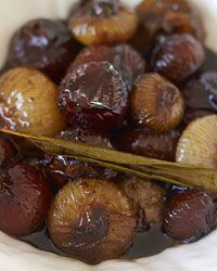 Balsamic Glazed Cipollini