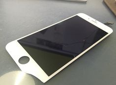 Thay mặt kính iPhone 6s, 6s Plus chính hãng