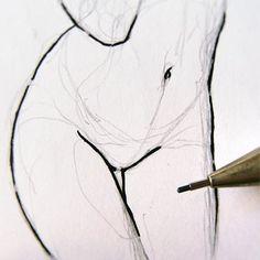 #erotic #eroticart #erotique #erotismo #erotism #art #artwork #drawing #nudeart #lineart #sex #sexydrawing #eroticdrawing #line #ink #ilustracionerotica #minimal #notebook #sketch #sketchbook #fabercastell! #pencil #nachocasanova #illustration #eroticillustration #artistofinstagram