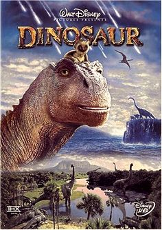 Available in: Blu-ray.Walt Disney Pictures redefined computer animation with this technically accomplished fantasy of prehistoric life, combining Disney Dvd, Disney Blu Ray, Film Disney, Disney Movies, Disney Dinosaur Movie, Dinosaur Dvd, Blu Ray Movies, All Movies, Disney Films