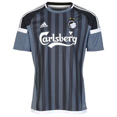 Camisa do Copenhagem 2016-2017 Adidas Terceira