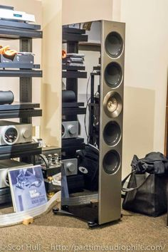KEF  Reference 5 speakers