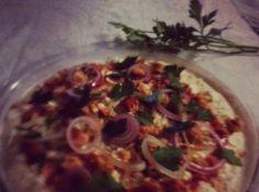 Receita de Pizza Sarada - Cyber Cook, a receita ideal para sua cozinha...