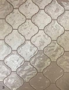 Splashback Tiles, Bath Tiles, Kitchen Tiles, Arabesque, Tile Floor, Kitchens, Flooring, Texture, Contemporary