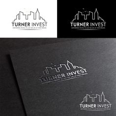 Turner Invest - Create a exclusive, luxury property investment brand logo that attracts high net worth individuals A timeless, classic logo for a Property Investment Company targeting high net worth individuals based all over the wo. Typography Logo, Art Logo, Logos, Investment Companies, Investment Property, Net Worth, Investing, Luxury, Create