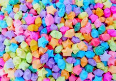 Colorful candies...