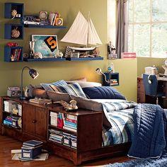 12 teen boy rooms for inspiration | nooshloves