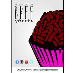 Nada como um BREE após o outro. Faça já a sua encomenda através do e-mail: vendas@breegourmet.com Facebook: BREE brigadeiros gourmet Instagram:bree_gourmet